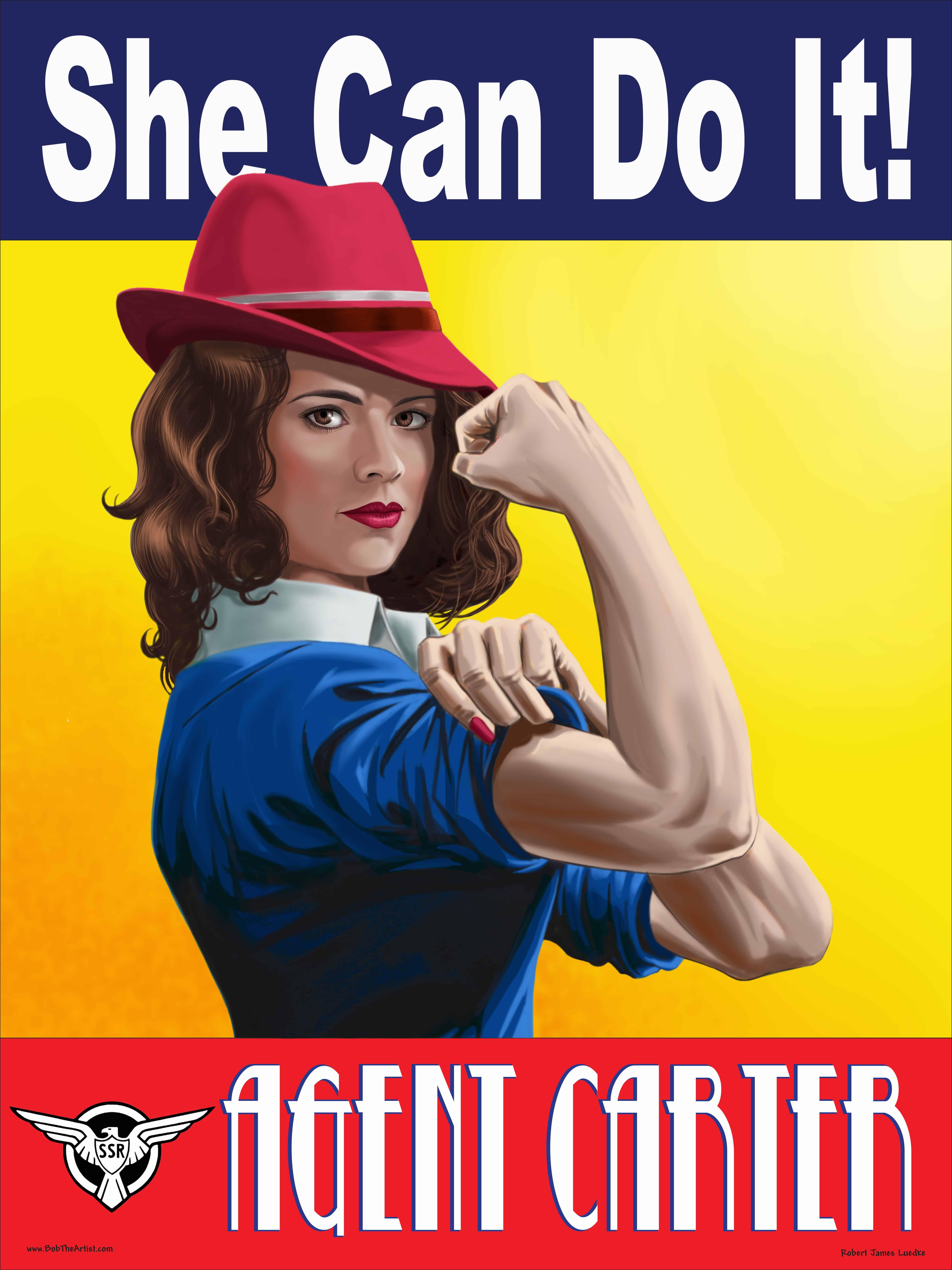 Agent Carter poster Final